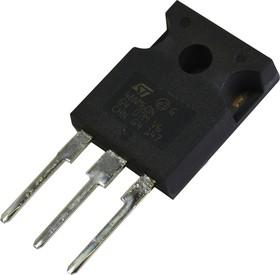 Фото 1/4 STW48NM60N, Транзистор, MDmesh II, N-канал, 600В, 0.055Ом, 44А [TO-247]