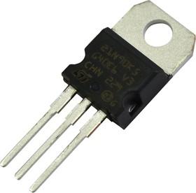 STP21N90K5, Транзистор, SuperMESH 5, N-канал, 900 В, 0.25 Ом, 18.5А [TO-220AB]