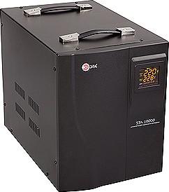 ЭРА STA-10000, Стабилизатор напряжения релейный, 220В, 10000Вт
