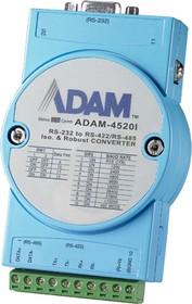 ADAM-4520I-AE, Конвертер RS-232 в RS-422/485 повышенной надежности