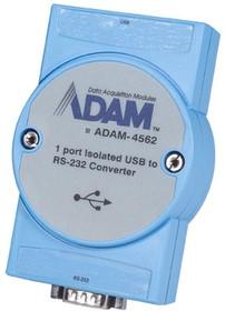 ADAM-4562-AE, Конвертер 1 порт USB в RS-232