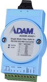 ADAM-4542+-AE, Конвертер ВОЛС в RS-232/422/485