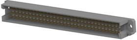 Фото 1/3 5650470-5, Разъем DIN 41612, Eurocard Type R Series, 96 контакт(-ов), Штыревой Разъем, 2.54 мм, 3 ряда