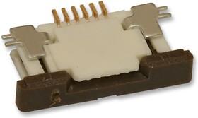 52746-1833, FFC / FPC разъем, 0.5 мм, 18 контакт(-ов), Гнездо, Easy-On 52746 Series, Поверхностный Монтаж, Низ