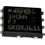STL4N80K5, Силовой МОП-транзистор, N Канал, 800 В, 2.5 А, 2.1 Ом, PowerFLAT ...