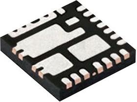 SIC438CED-T1-GE3, DC/DC Synchronous Regulator, Adjustable, 3V to 28V In, 0.6V to 20V/8A Out, 1MHz, PowerPAK MLP44-24