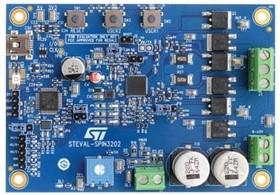 Фото 1/2 STEVAL-SPIN3202, Драйвер двигателей на основе STSPIN32F0A и STD140N6F7