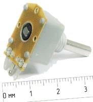 Подстроечный резистор 4.7кОм 4549 Д РПвр 4,7к\А\16мм/ ВС3x20\СП3-33-32\