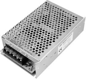 201-072-1, Источник питания 220V AC/24V DC, 3A, 72W с разъёмами под винт, без влагозащиты (IP23)