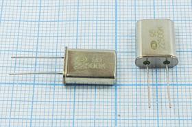 Фото 1/4 Кварц 22.5МГц в корпусе HC49U,1-ая гармоника, без нагрузки, 22500 \HC49U\\\\РК374МД\1Г