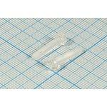 Винт пластмассовый прозрачный с полукруглой головкой, №3226 винт М ...