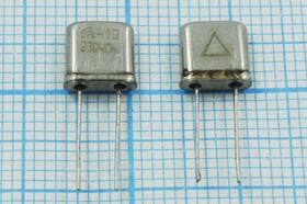 Фото 1/4 кварцевый резонатор 23.04МГц в миниатюрном корпусе UM5, 1-ая гармоника, 23040 \UM5\\\\РК419МН\1Г