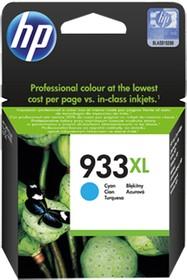 Картридж HP №933XL CN054AE, голубой