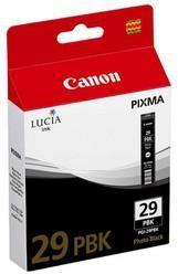 Картридж CANON PGI-29PBK 4869B001, фото черный