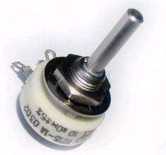 ППБ-1А, 10 кОм +10%, Резистор переменный