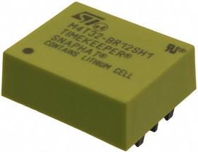 Фото 1/3 M4T32-BR12SH6, Энергонезависимый источник питания с кристаллом микромощной памяти, литиевая батарея