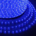 121-123-3, Дюралайт LED, постоянное свечение (2W) - синий ...