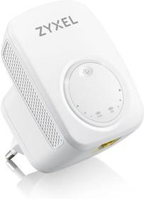 Фото 1/5 Повторитель беспроводного сигнала Zyxel WRE6505V2 (WRE6505V2-EU0101F) AC750 Wi-Fi белый