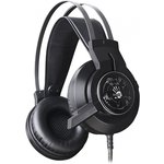 Фото 3/8 Наушники с микрофоном A4 Bloody G430 черный 2.3м мониторные оголовье (G430 BLACK)