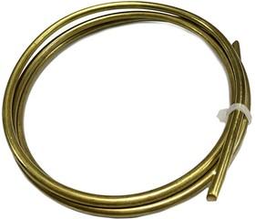 Латунная проволока Л63 5,0 мм 1 метр
