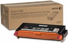 Картридж XEROX 106R01389 пурпурный