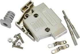 DS1047-25, Корпус к разъему 25 pin металл (длинный винт)