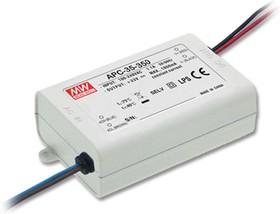 APC-35-350, AC/DC LED, 28-100В,0.35А,35Вт,IP30 блок питания для светодиодного освещения