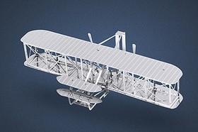 FSC042, Модель, летательный аппарат Братьев Райт