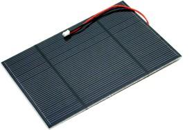 2.5W Solar Panel 116X160, Солнечная панель 5.5В 450мА
