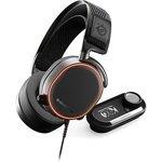 Наушники с микрофоном Steelseries Arctis Pro + GameDAC ...