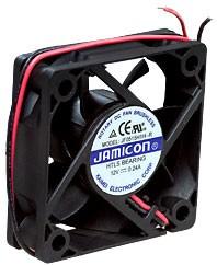 JF0515H1H-012-243R, вентилятор 12В, 50х50х15мм(втулка)