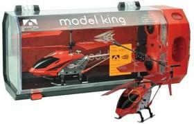 Фото 1/2 Вертолет радиоуправляемый, 3,5 канальный, 28x9.5x12.5см, металл (33008-1)