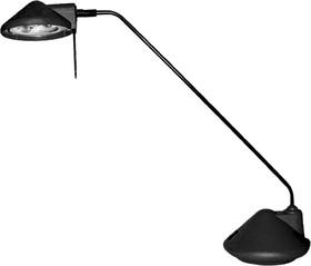 Гамма (черный), Светильник настольный на подставке (галогенная лампа)