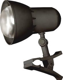 Надежда 1М (черный), Светильник настольный на клипсе