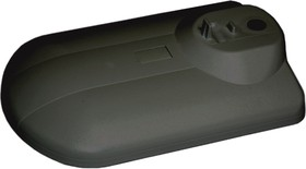 Подставка овальная (черная), Для настольного светильника