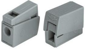 224-101, Клемма для осветительного оборудования (1.0-2.5)/(0.5-2.5) кв.мм
