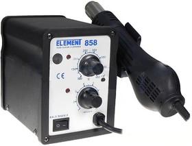 ELEMENT 858, Станция термовоздушная (фен паяльный)