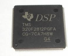 TMS320F2812PGFA, IC, DSP 150 MHZ