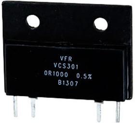 Y09590R10000D, VCS301 0.1 Ом 0.5% 10Вт шунт High Precision 4Terminal
