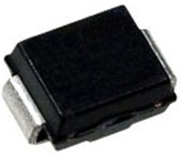 Фото 1/4 SM6T39A, Защитный диод, однонаправленный, 39В, 600Вт [SMB]