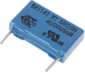 B81141C1103M000, B81141 SUPPRESSION CAP, 440VAC 10NF