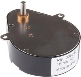 RG1/8.0040, DC motor servo system gea