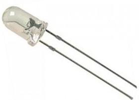 FYL-3014UBC, Светодиод, 3 мм.