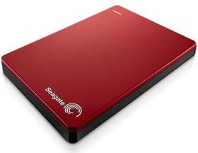"""STDR1000203, Внешний жесткий диск Seagate STDR1000203 1000ГБ Backup Plus Slim Portable 2.5"""" 5400RPM 8MB USB 3.0 R"""