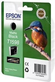 Картридж EPSON T1598 черный матовый [c13t15984010]