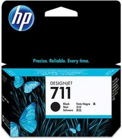 Картридж HP №711 CZ129A, черный