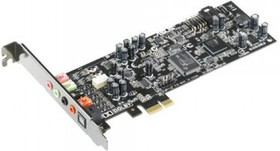 Звуковая карта PCI-E x1 ASUS Xonar DGX, 5.1, Ret