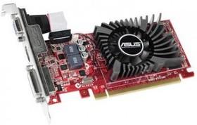 Видеокарта ASUS Radeon R7 240, R7240-2GD3-L, 2Гб, DDR3, Low Profile, Ret