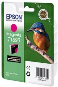 Картридж EPSON T1593 пурпурный [c13t15934010]