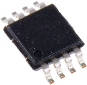 MCP14A0303-E/MS, Driver 3A 2-OUT Inv 8-Pin MSOP Tube